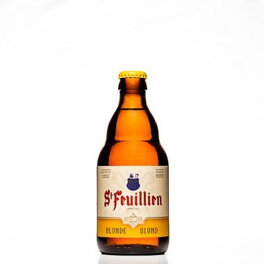 ST FEUILLIEN Blonde 6° 33Cl