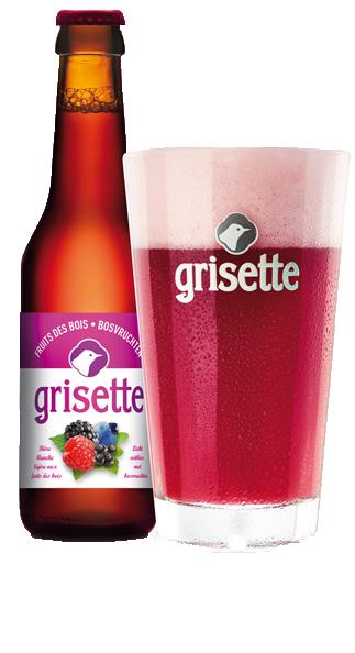 GRISETTE Fruits Des Bois 3.5° 25Cl