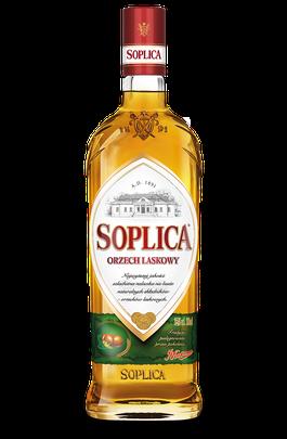 Vodka Arrangée Noisette SOPLICA 32° 50cl