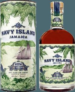 Rhum XO NAVY ISLAND Jamaïque 40° 70CL
