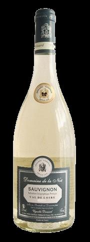 """Sauvignon de Loire """"Vignoble Drouard"""" 2018 75cl"""