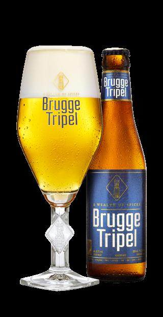 BRUGGE Tripel  8.7° 33cl