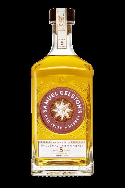 Whisky GELSTON'S Irish 5 ans 41.6° 70cl