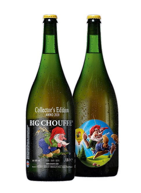 BIG CHOUFFE EDITION COLLECTOR 8°  1.5L