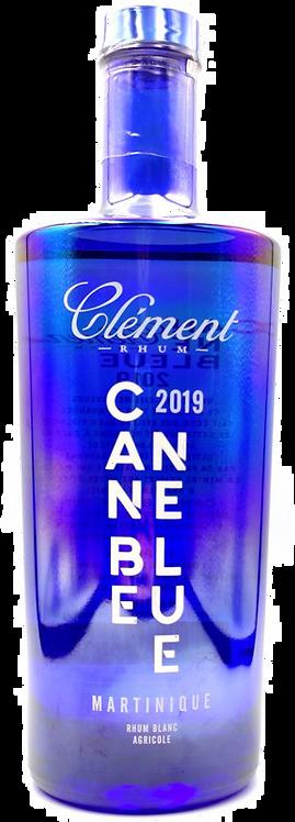 Rhum CLEMENT Canne Bleue 2019 70cl