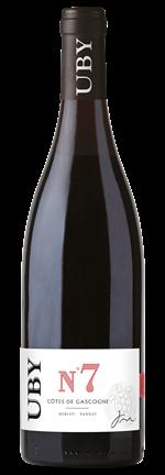 Côtes de Gascogne Uby n°7 75Cl