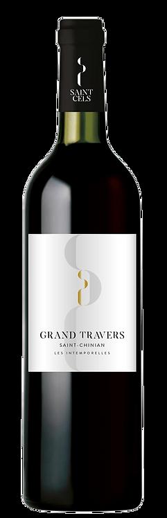 """Saint Chinian Grand Travers """"Domaine Saint Cels"""" 2018  75 Cl"""