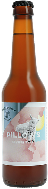 WHITEFRONTIER Pillows Session Wheat 4° 33cl
