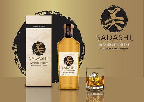 Whisky SADASHI Blended 43° 70cl
