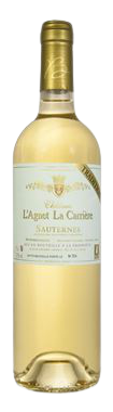 """Sauternes """"La Carrière"""" Domaine L'AGNET 2015 75cl"""