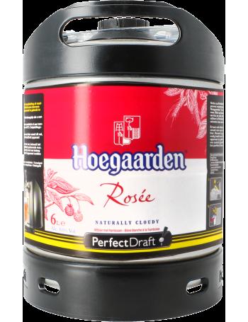 Mini fût PerfectDraft 6L Hoegaarden Rosé