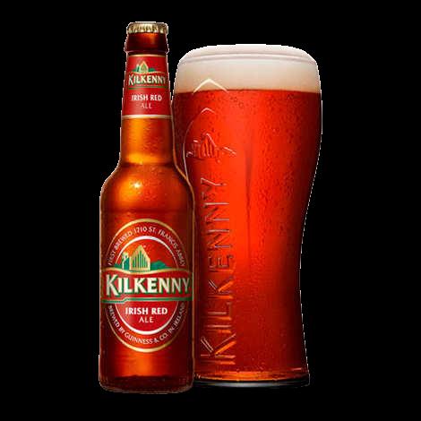 KILKENNY Irish Red Ale 4.3° 33cl