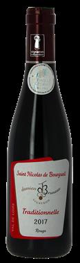 St Nicolas de Bourgueil Vieilles Vignes 'Domaine Bruneau' 2016 75Cl