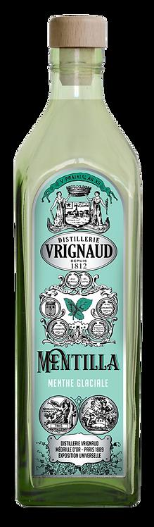 """Mentilla """"Distillerie VRIGAUD"""" 24° 70cl"""