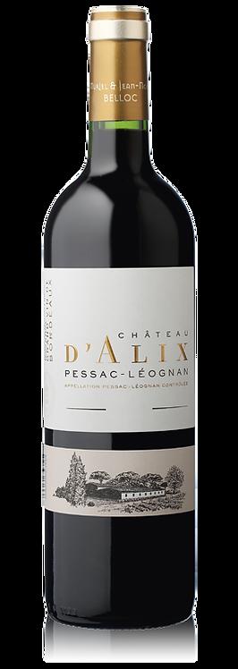 "Pessac Léognan ""Château d'Alix"" 2016  75Cl"