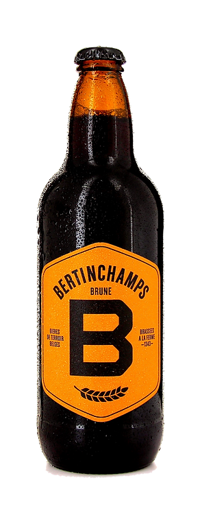 BERTINCHAMPS Brune 7° 50cl