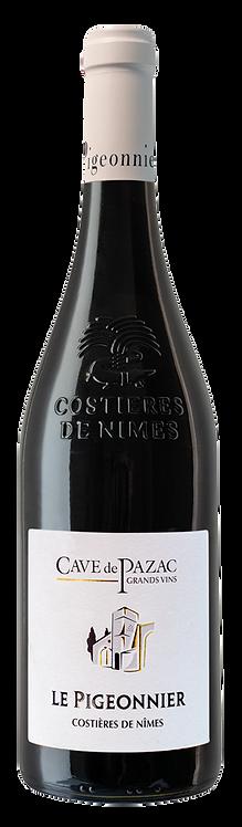"""Costières de Nîmes """"Le Pigeonnier"""" 2018 75Cl"""