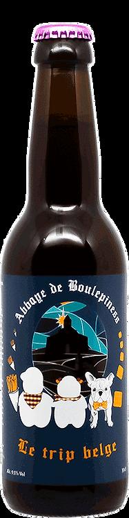 LA BOULEDOGUE Triple Belge 9.5° 33Cl