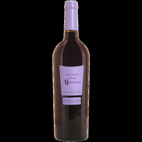 """Bordeaux Supérieur """"Les hauts de cour MONTESSANT"""" 3l"""