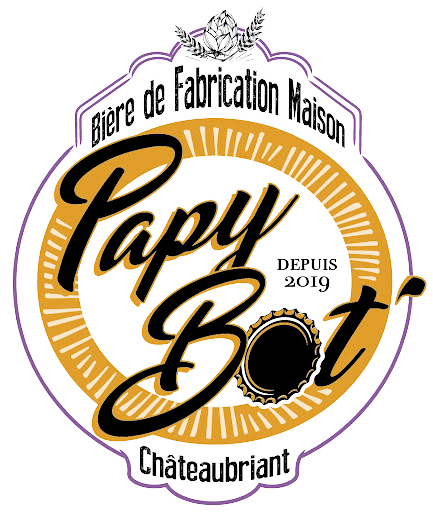 PAPY BOT IPA 6.5° 33cl