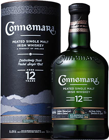 Whisky CONNEMARA Peated Single Malt 12 ans 40° 70Cl