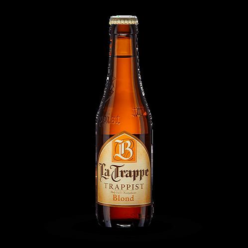 LA TRAPPE Blonde 6.5° 33cl