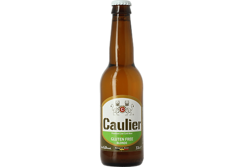 CAULIER Blonde Gluten Free 6.8° 33Cl