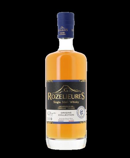 Whisky ROZELIEURES Single malt 40° 70cl