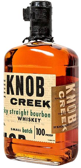Kentucky KNOB CREEK Straight Bourbon  50° 70CL