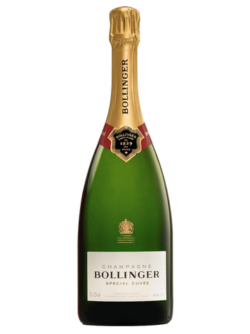 Champagne Bollinger spéciale cuvée brut 75 Cl