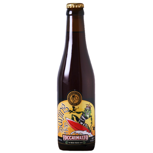 TOCCALMATTO Surfing Hop Impérial IPA 8.5° 33cl
