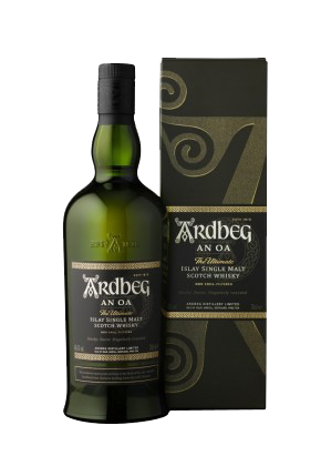 Whisky ARDBERG Islay Single Malt AN OA 46.6° 70CL