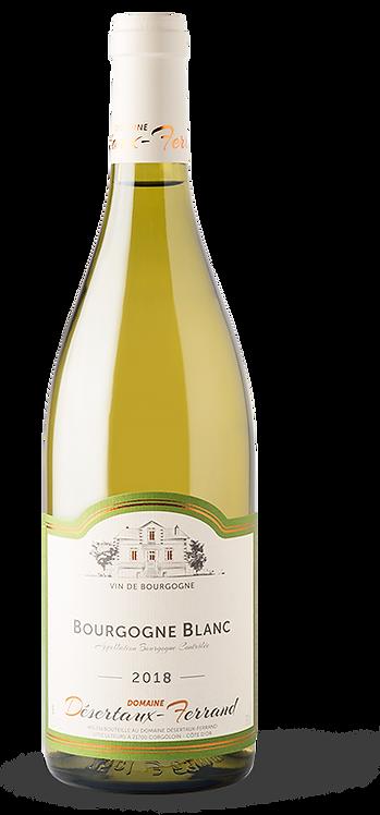 Bourgogne Blanc DESERTAUX FERRAND 2018 75Cl