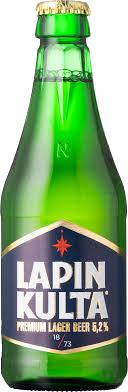 LAPIN KULTA Premium Lager 31.5cl