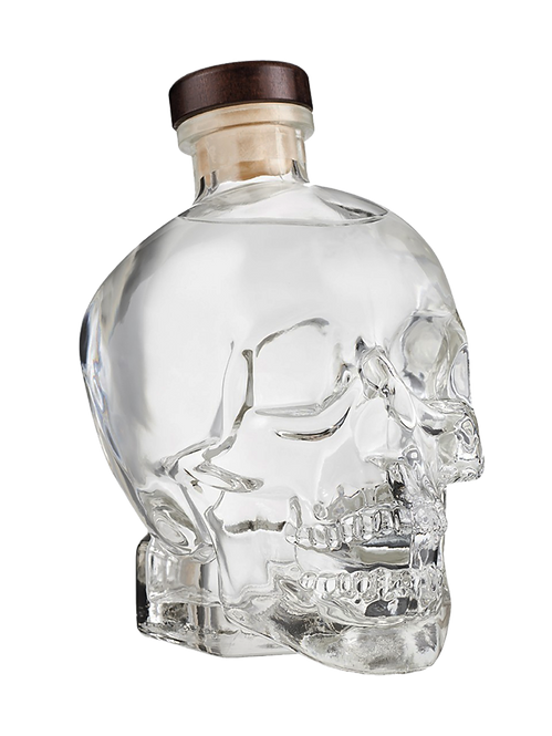 Vodka CRYSTAL HEAD 40° 70cl