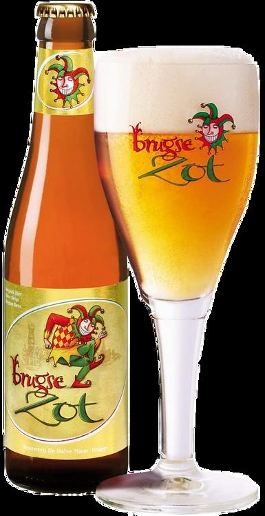 BRUGSE ZOT Blonde 6° 33Cl