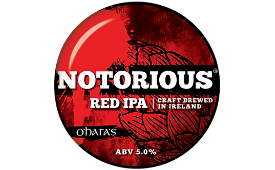 OHARAS Notorious Red 5° 33CL