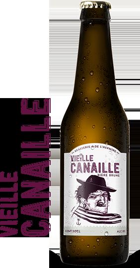 VIEILLE CANAILLE Brune 33cl