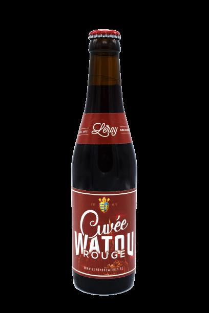 WATOU Cuvée Rouge 8.5° 33cl