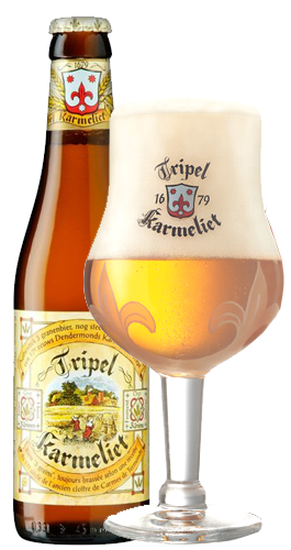 TRIPLE KARMELIET 8° 33 cl