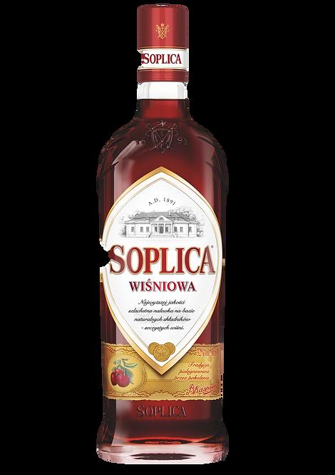 Vodka Arrangée Griotte SPOLICA 30° 50cl