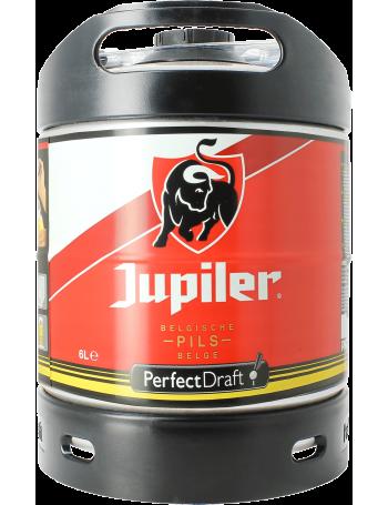 Mini fût PerfectDraft 6L Jupiler