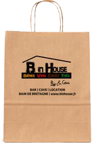 Sac Kraft BinHouse