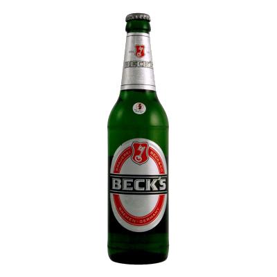 BECK'S Pils 4.9° 50CL