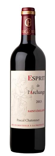 Saint Emilion Esprit de l'Archange 2013 75 Cl