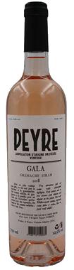 Ventoux Rosé Grenache Syrah Domaine Peyre 75cl