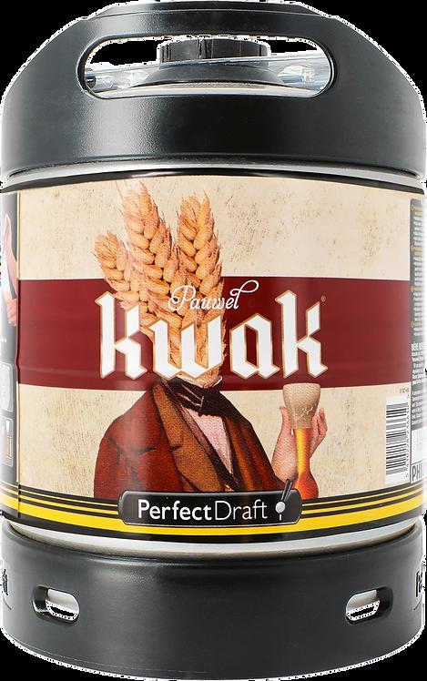 Mini fût PerfectDraft 6L Kwak