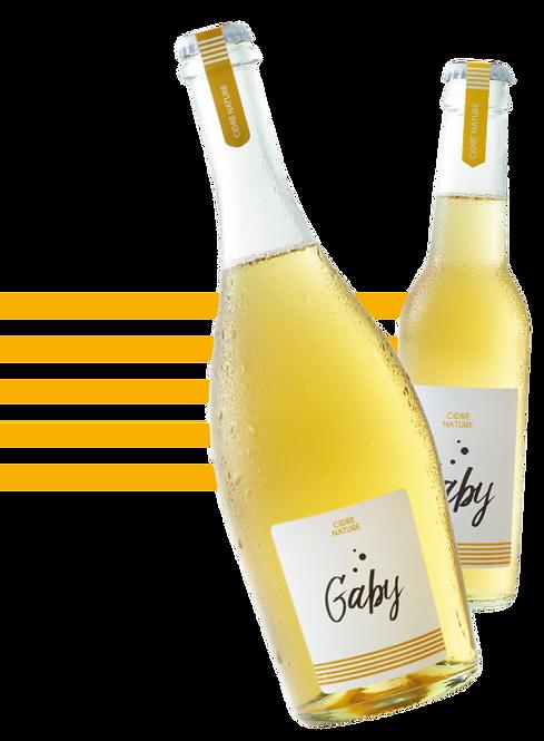 Cidre GABY 2° 75cl