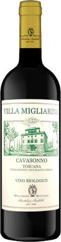 """IGT Toscana - Chianti- """"Villa Migliarina"""" 2017 75cl"""