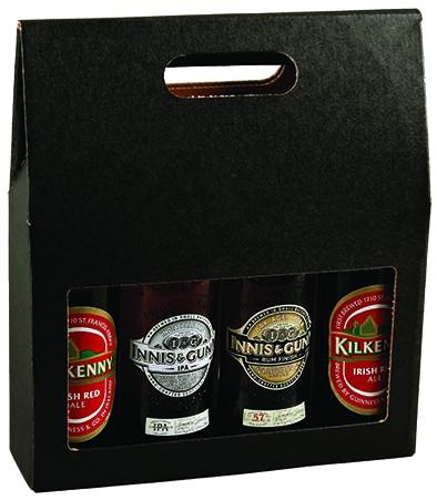 Emballage seul Valisette 4 bières 33Cl